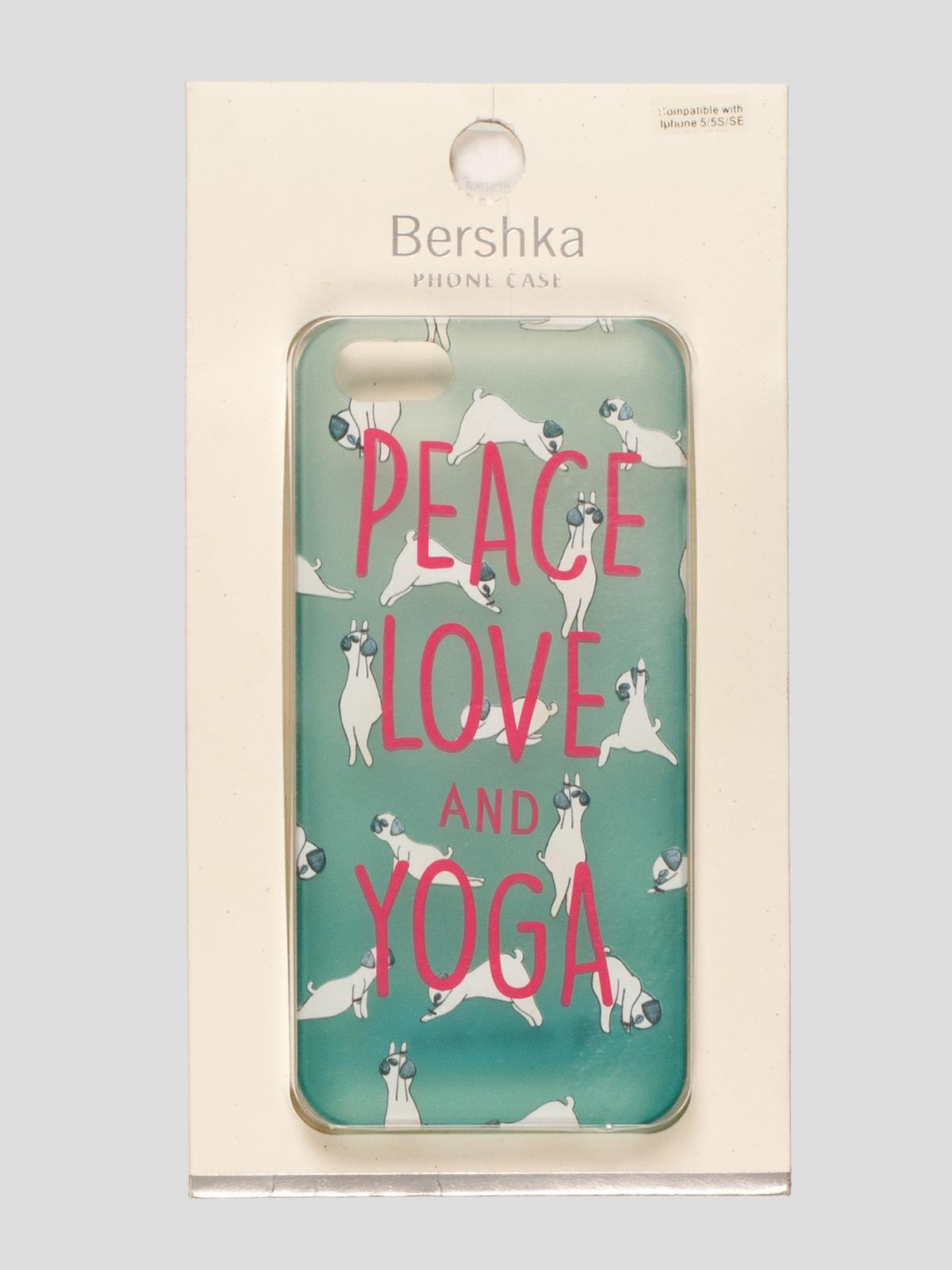 Чехол — Bershka, акция действует до 3 декабря 2020 года  | LeBoutique — Коллекция брендовых вещей от Bershka — 4602062