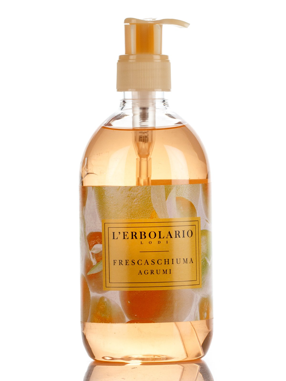 Пінка очищувальна з ароматом цитрусових (500 мл) | 688505