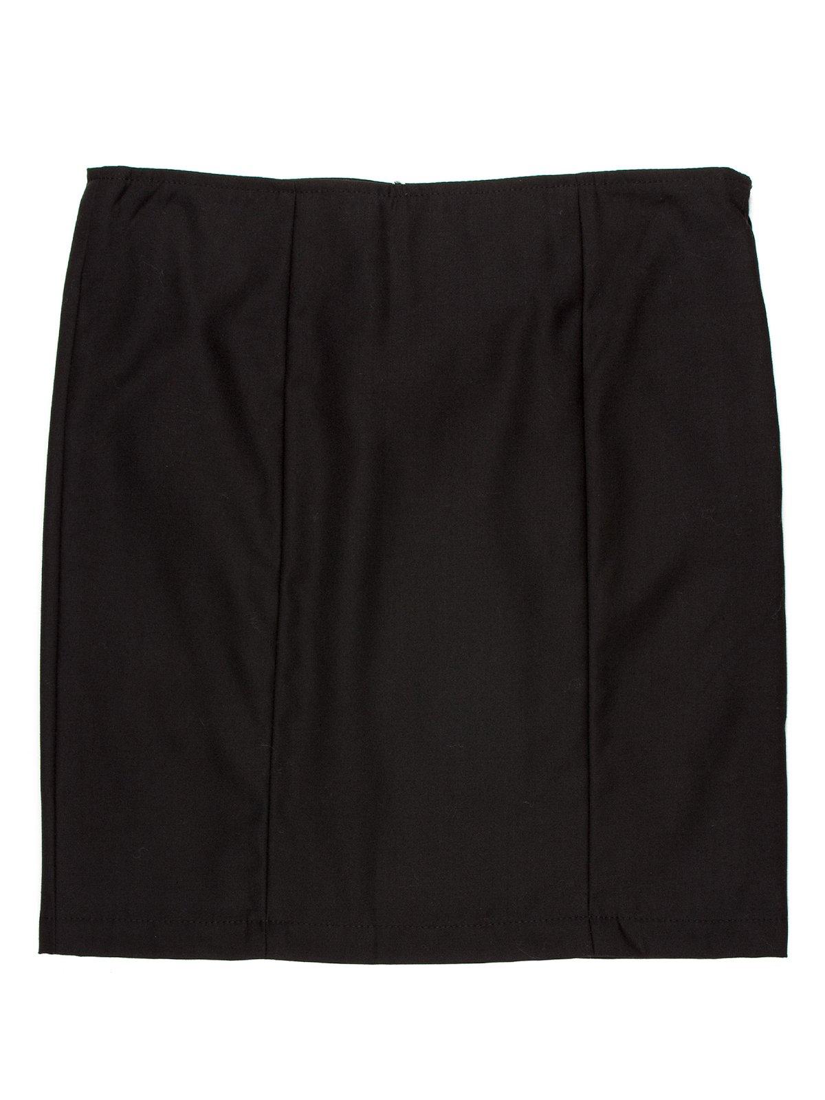 Юбка черная | 854051