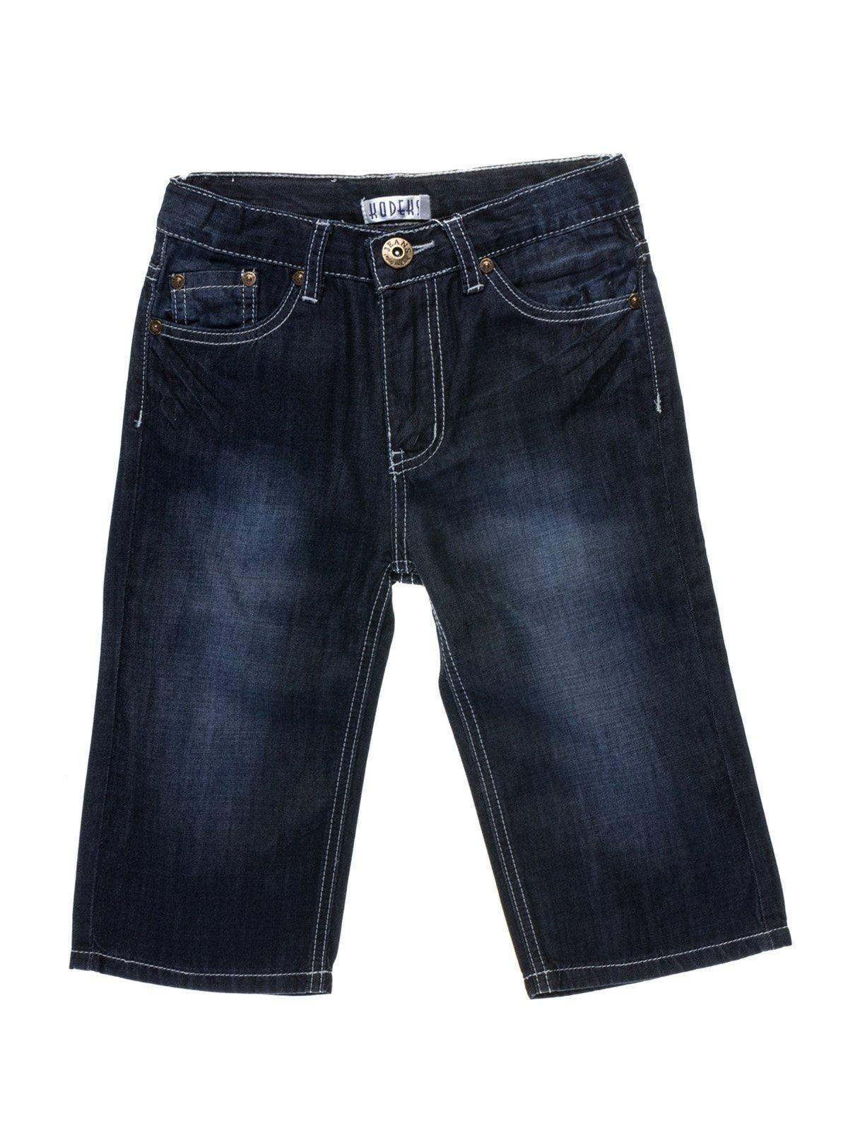 Шорти темно-сині джинсові   933707