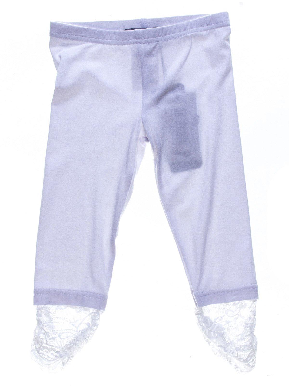 Легінси білі   1036601