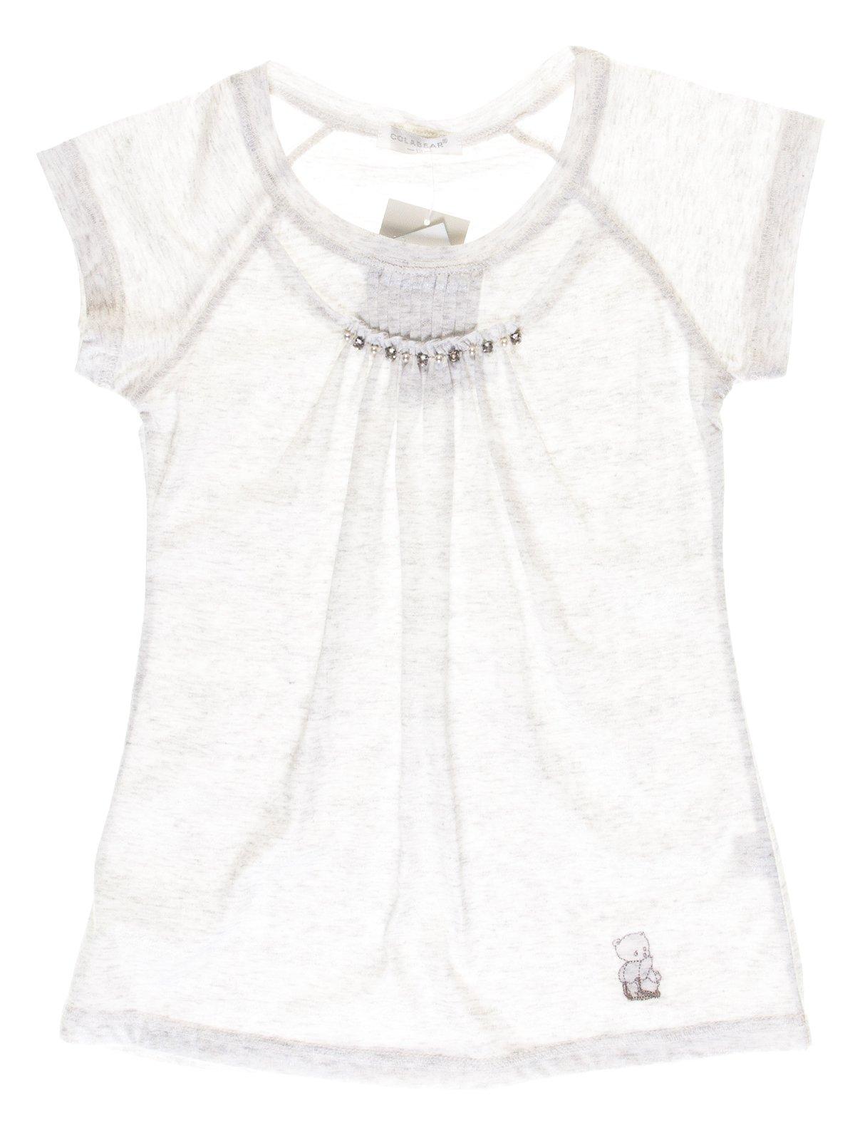 Туніка біла з декором   1051147