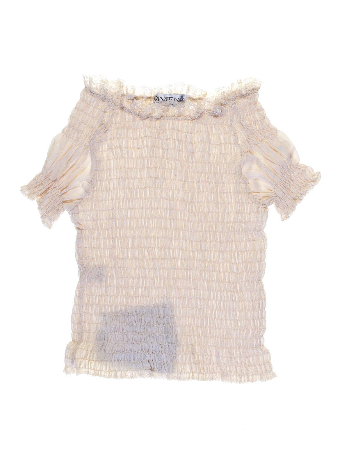 Блуза бежевая | 1076748