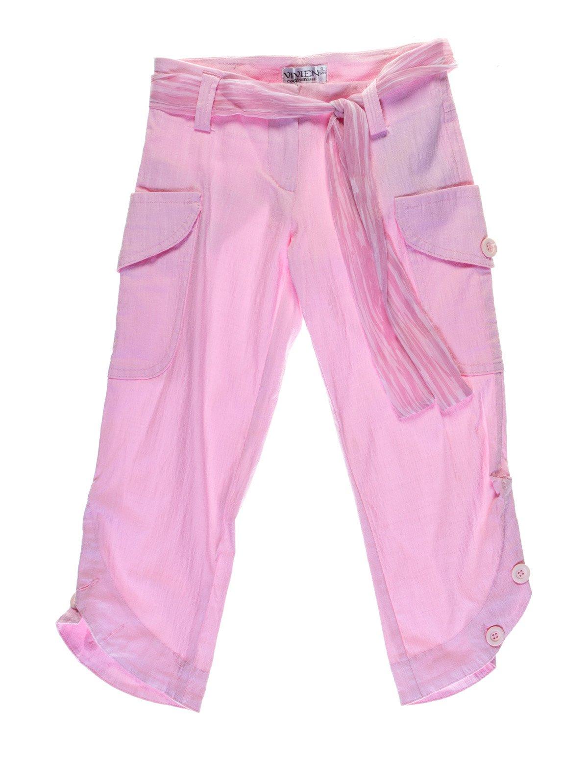 Капри розовые | 1076806