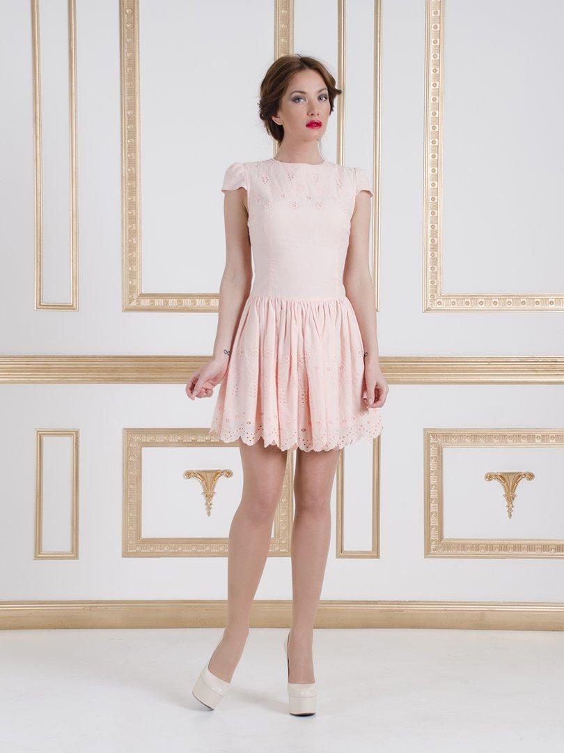 Сукня світло-рожева   1079752