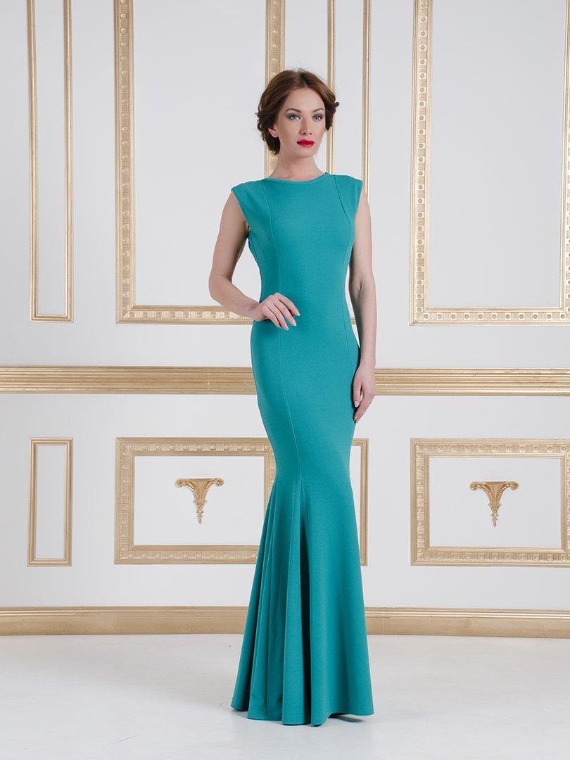 Сукня бірюзова | 1079761