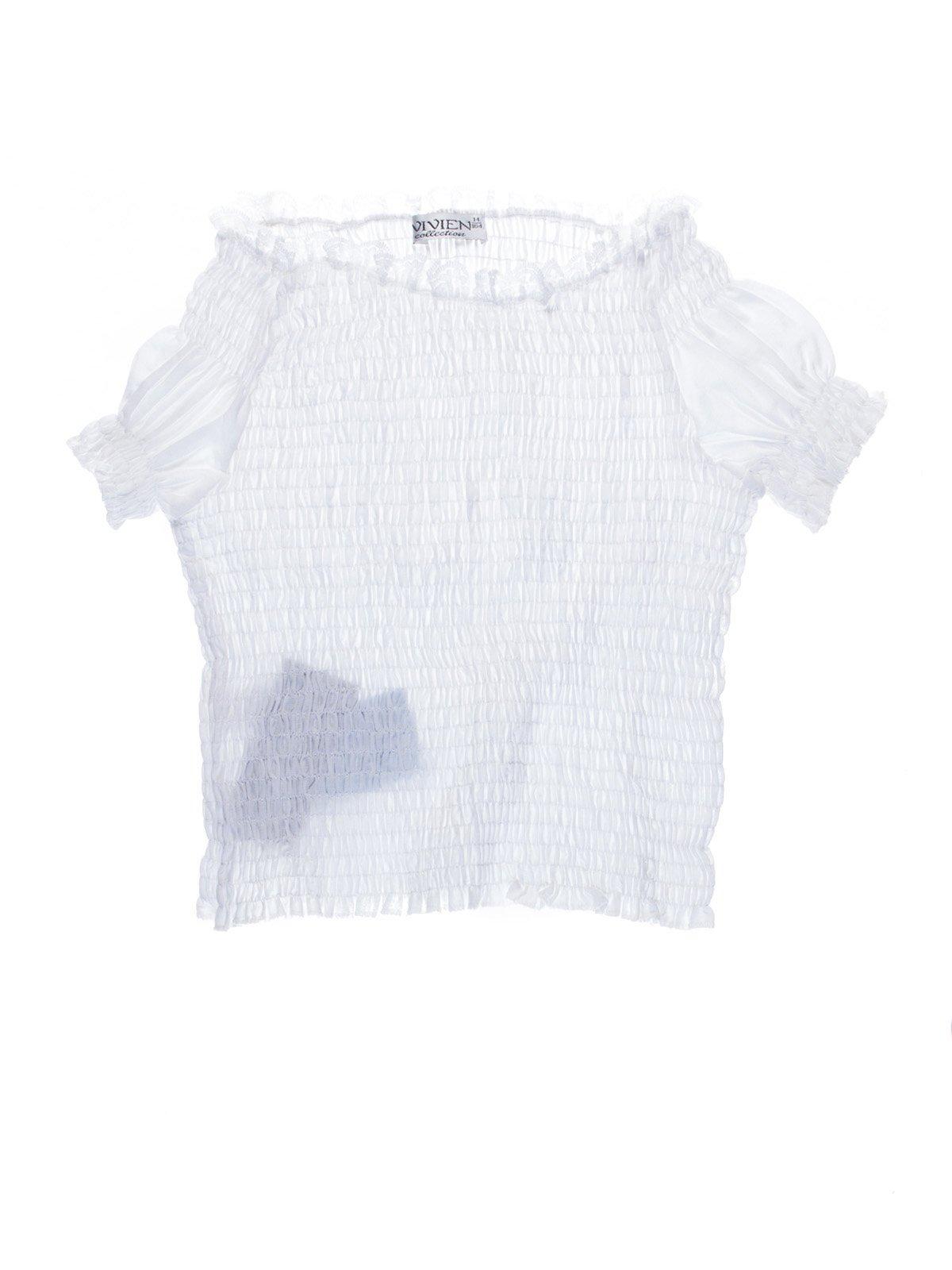 Блуза біла   1076744