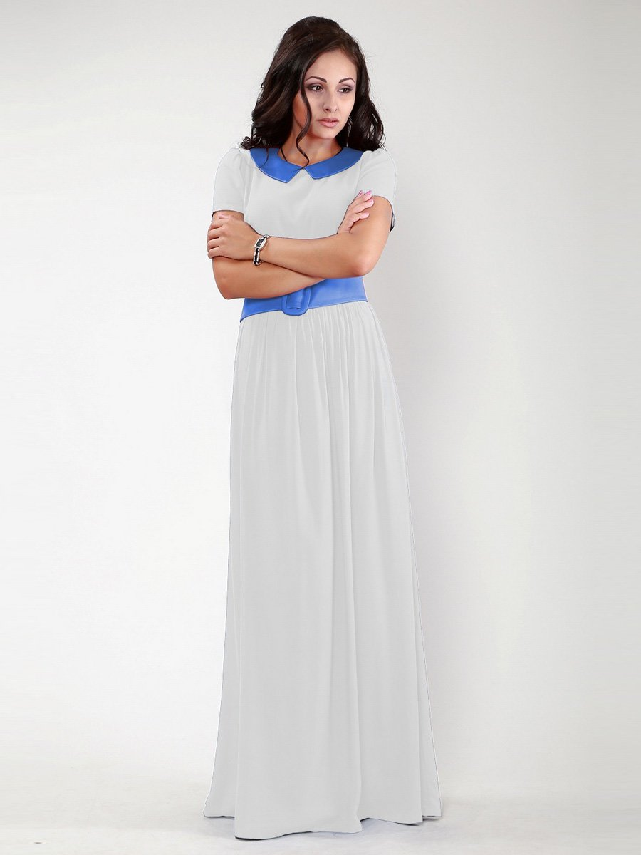 Сукня молочного кольору | 1116460