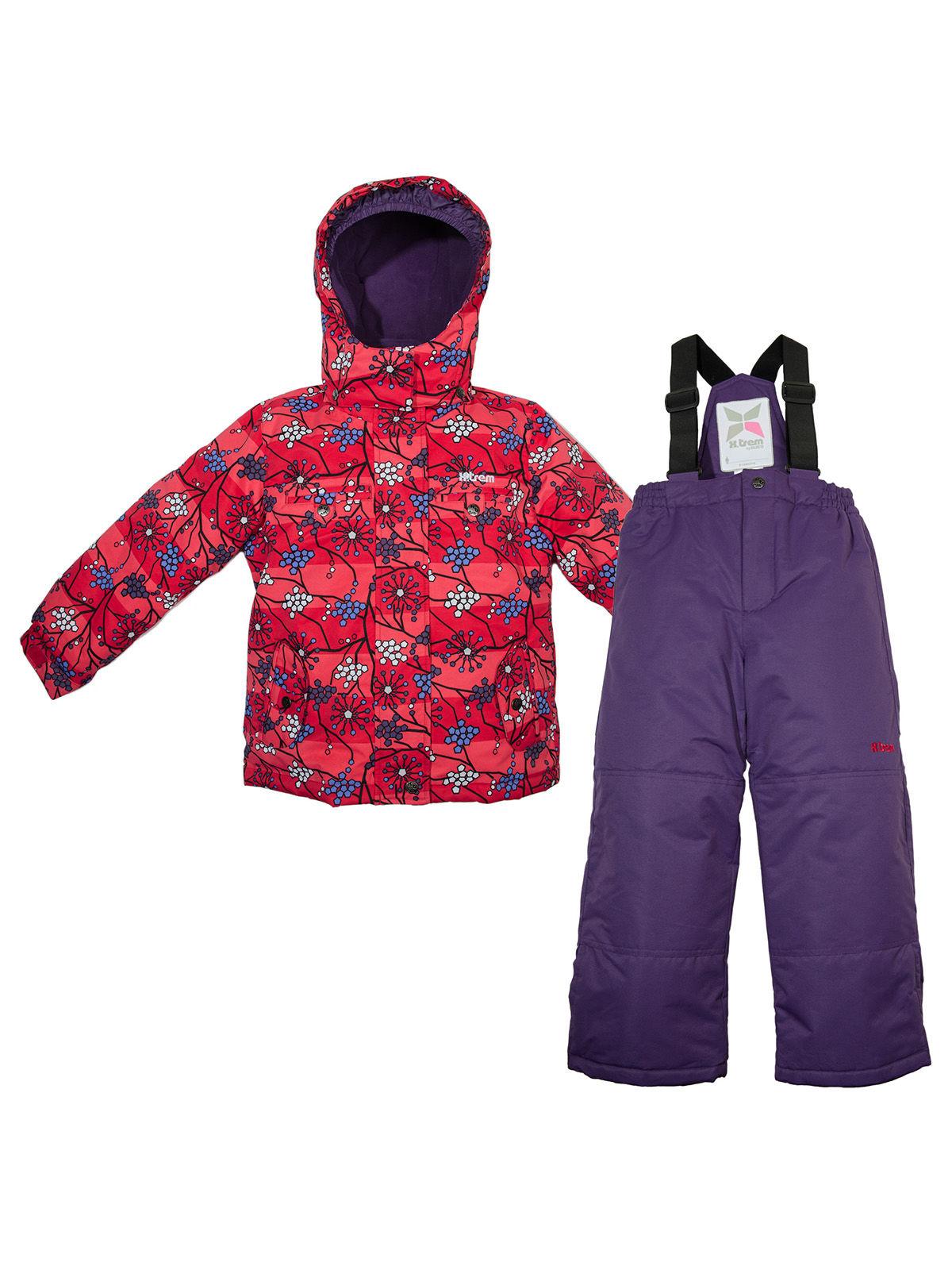 Комплект: куртка и полукомбинезон | 1320676