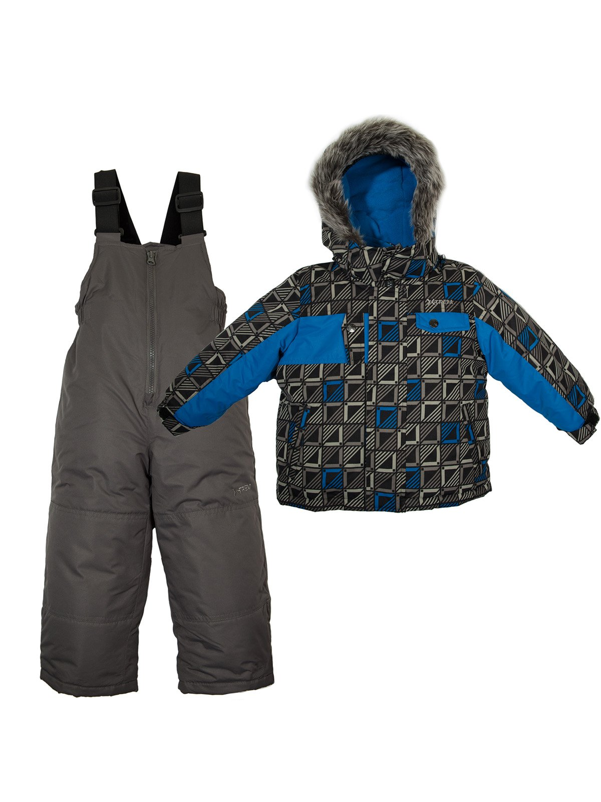 Комплект: куртка и полукомбинезон | 1320692