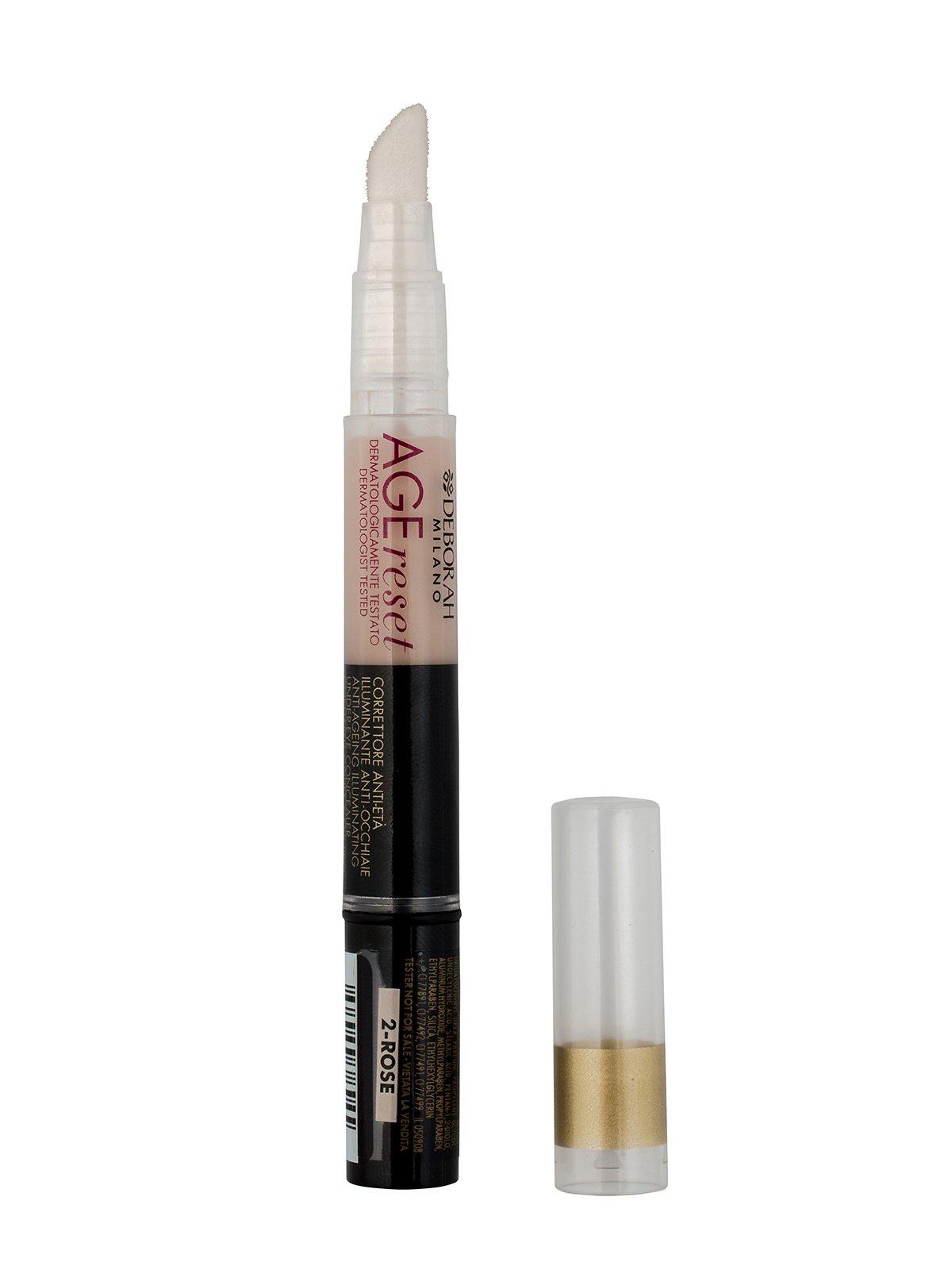 Коректор для шкіри навколо очей антивіковий Age Reset | 619333