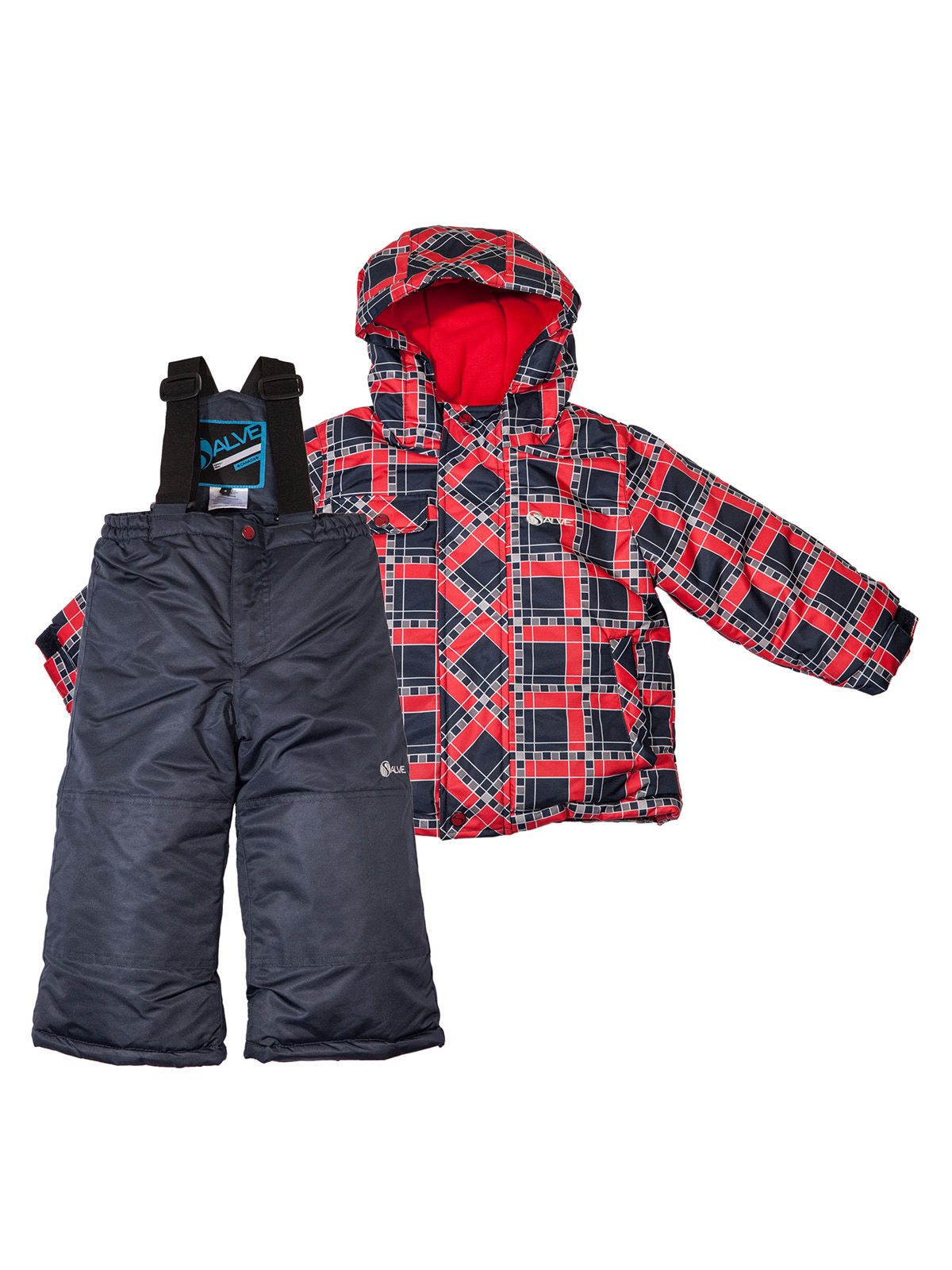Комплект: куртка и полукомбинезон   1372597