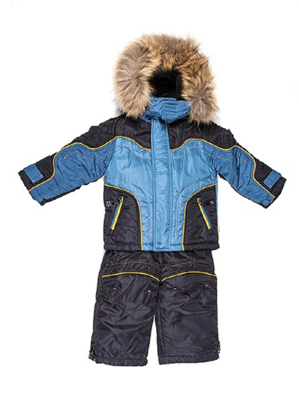 Комплект: куртка и полукомбинезон | 697506