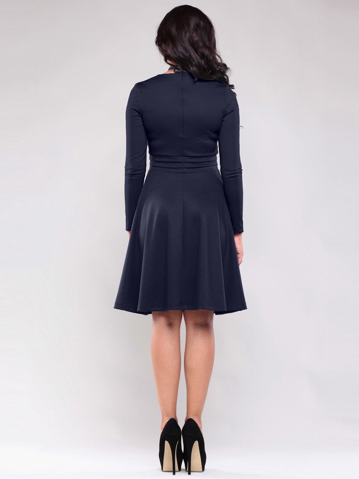 Платье темно-синее | 1397226 | фото 2