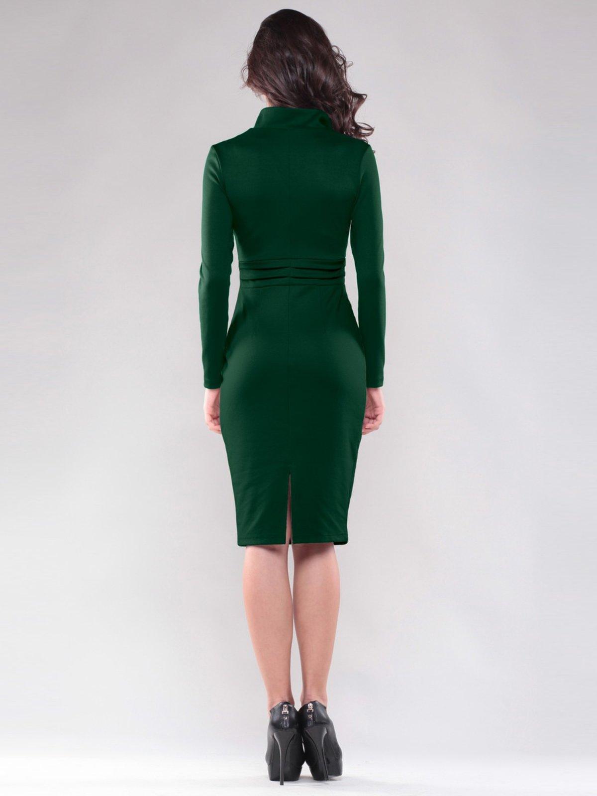 Платье изумрудного цвета | 1397151 | фото 2