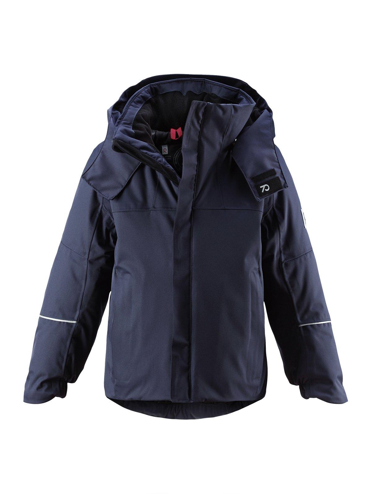 Куртка темно-синяя | 1403443