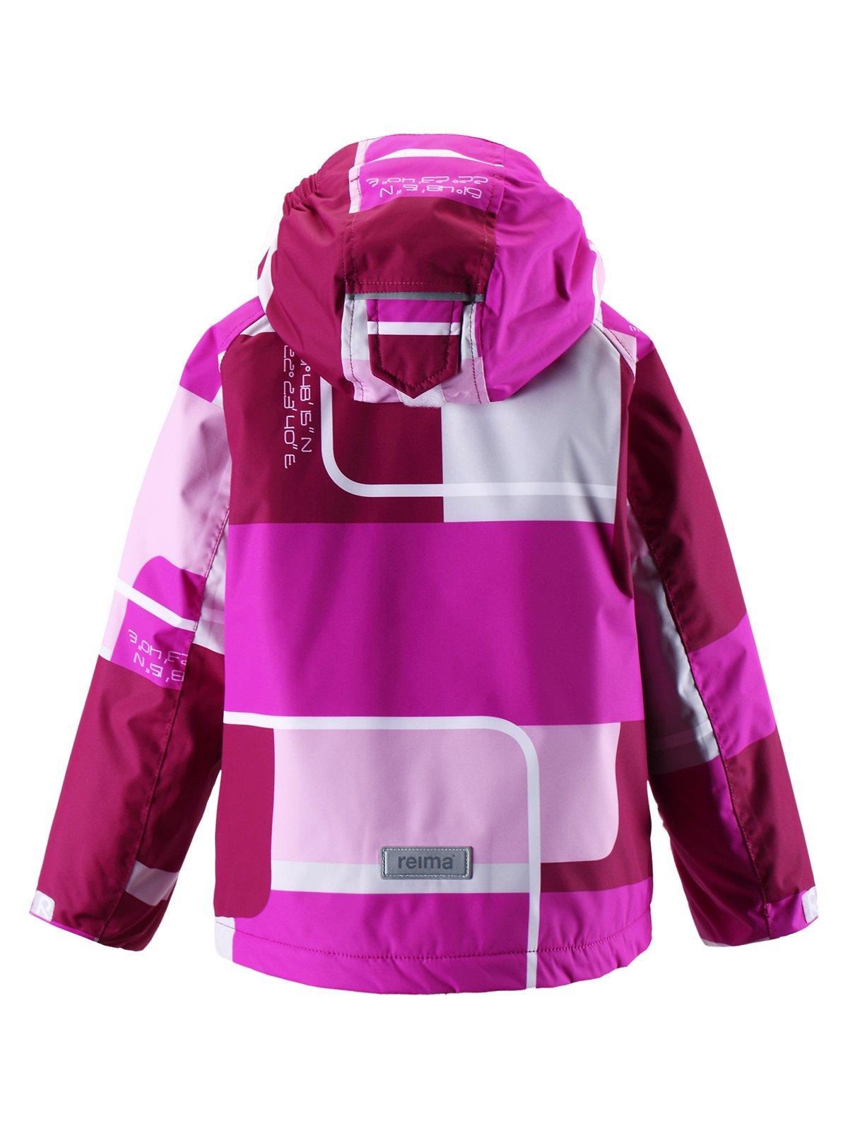 Куртка малиново-красная | 1422431 | фото 2