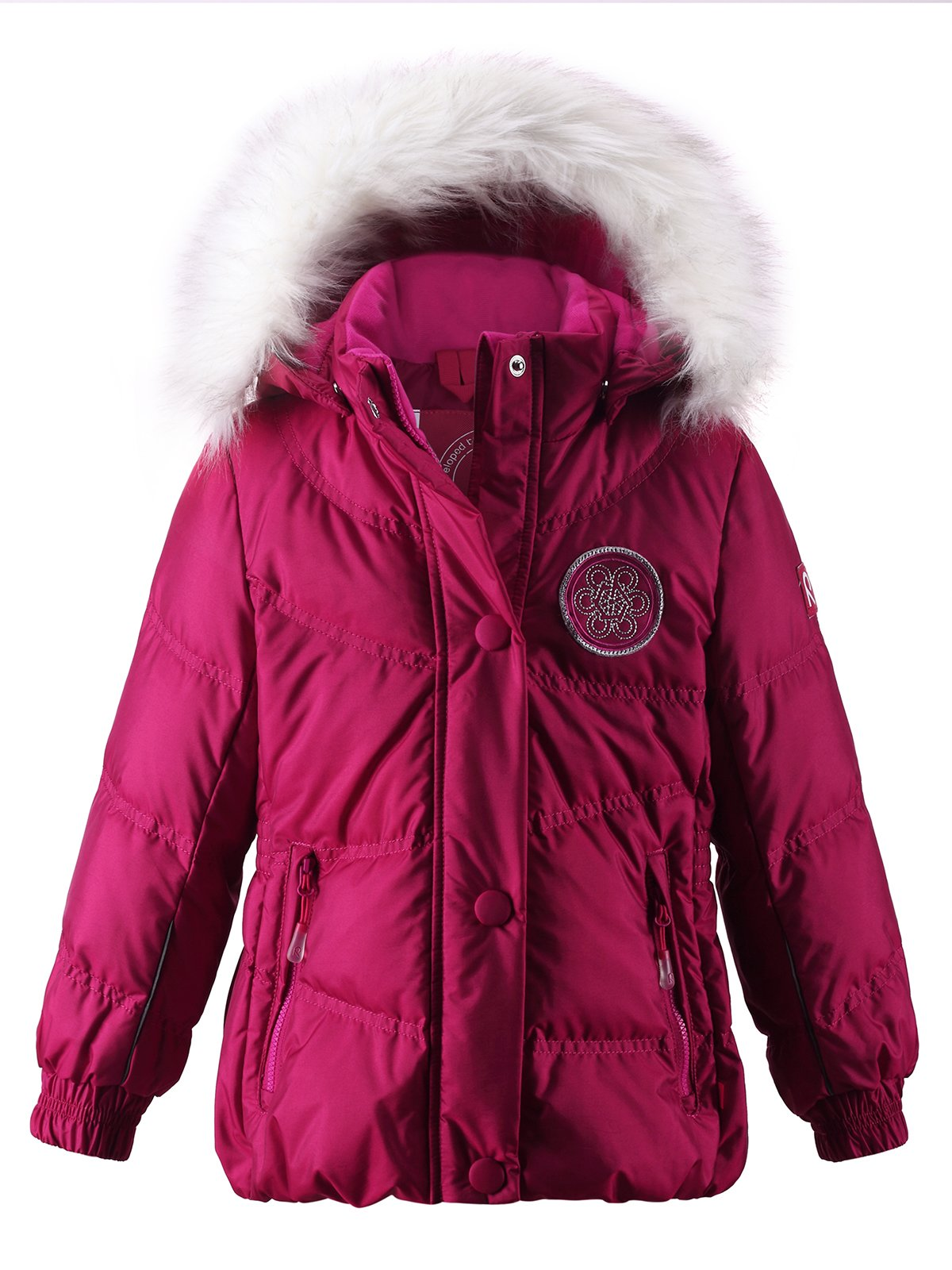 Куртка вишневого кольору   1422441