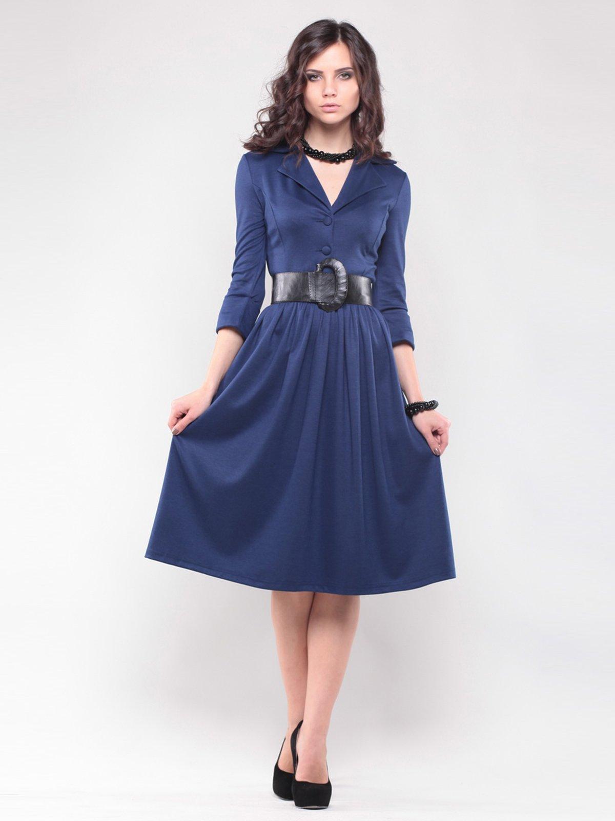 Сукня синя | 1439023