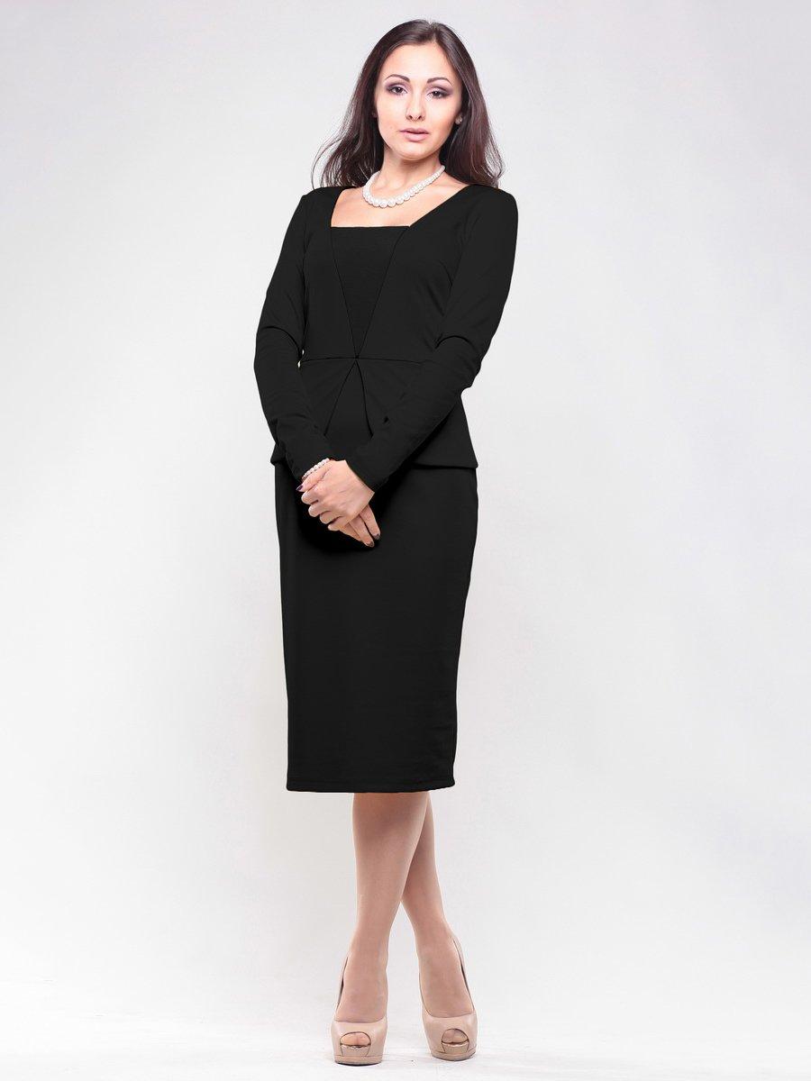 Платье черное | 1469301