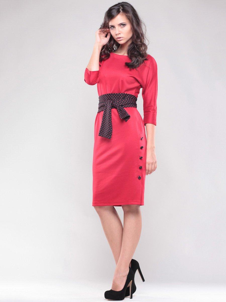 Платье красное | 1470472