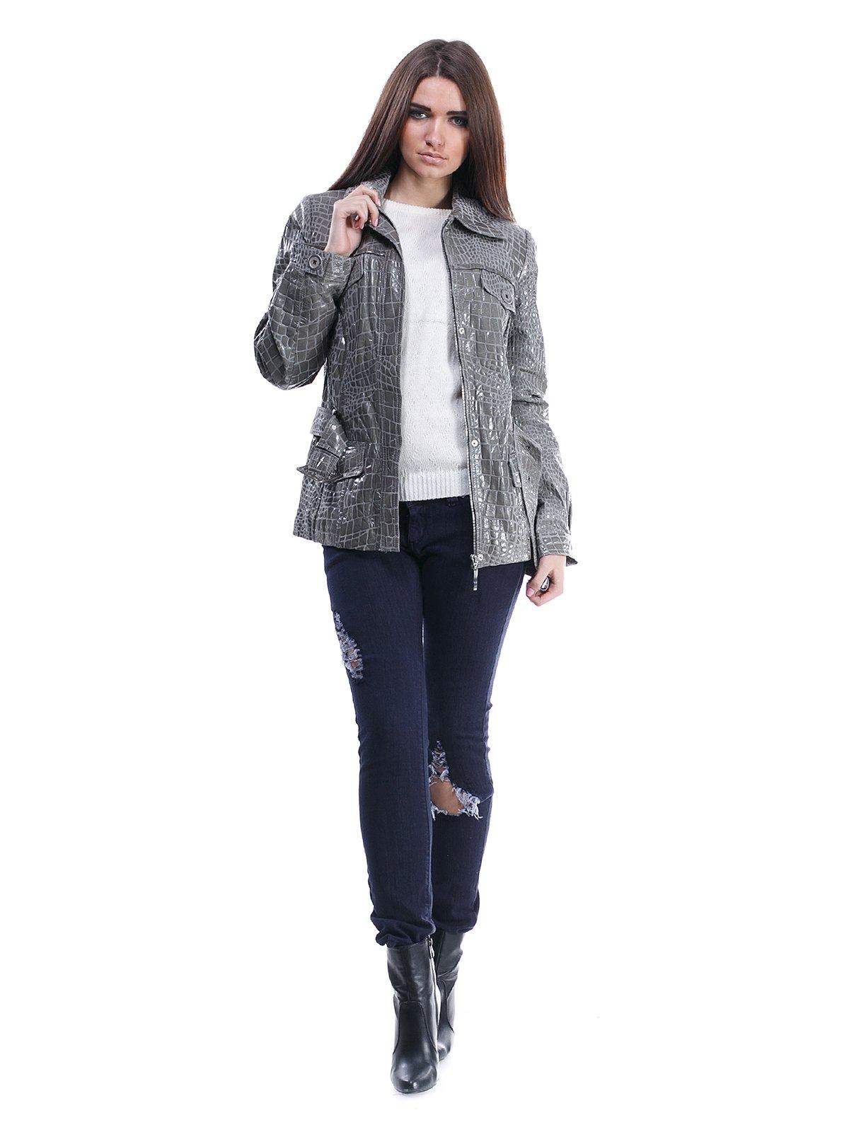 Куртка серая | 1407203