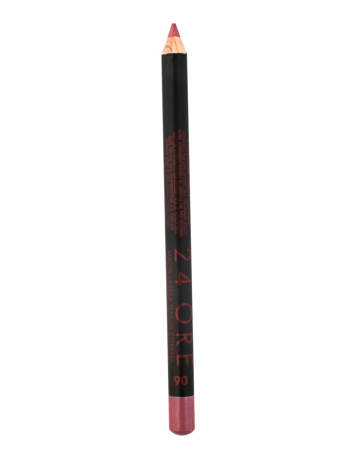 Олівець для губ стійкий 24Ore № 06 | 543887