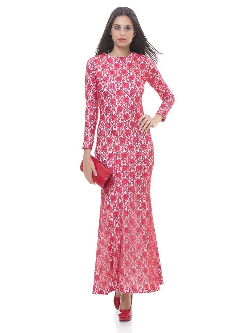 Сукня двоколірна в малюнок | 1488762