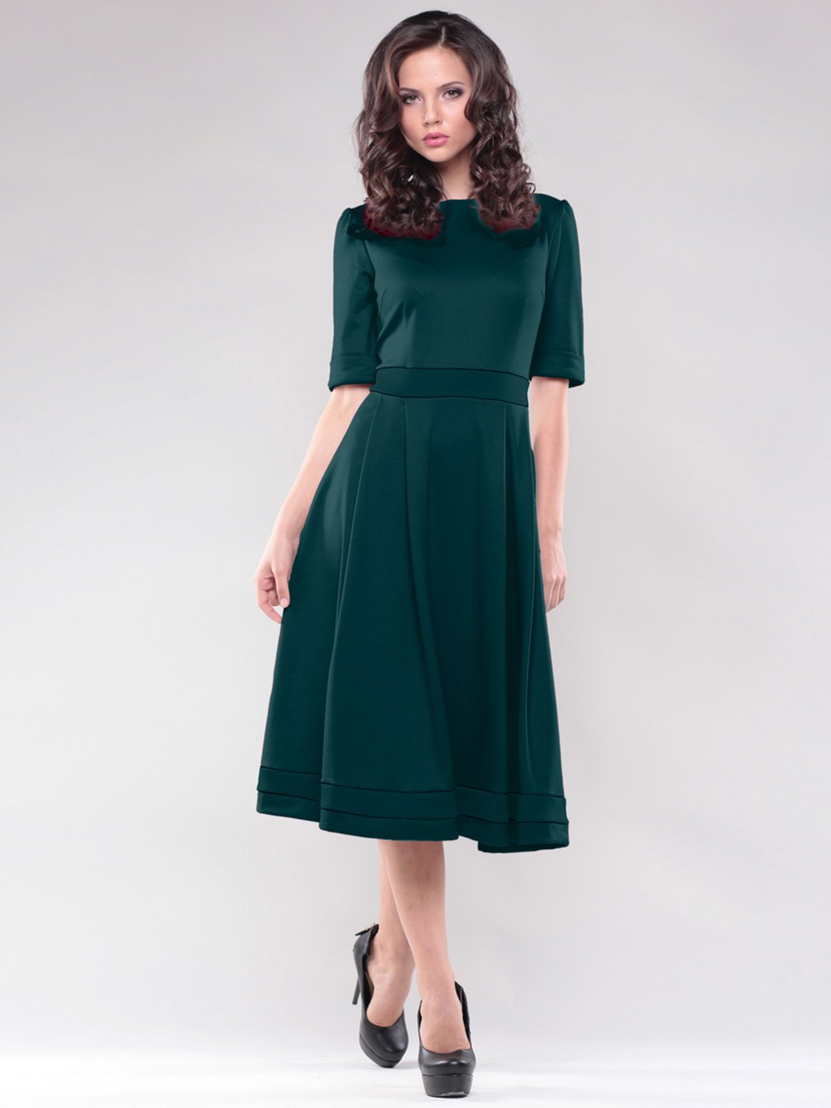 Сукня смарагдового кольору | 1502817