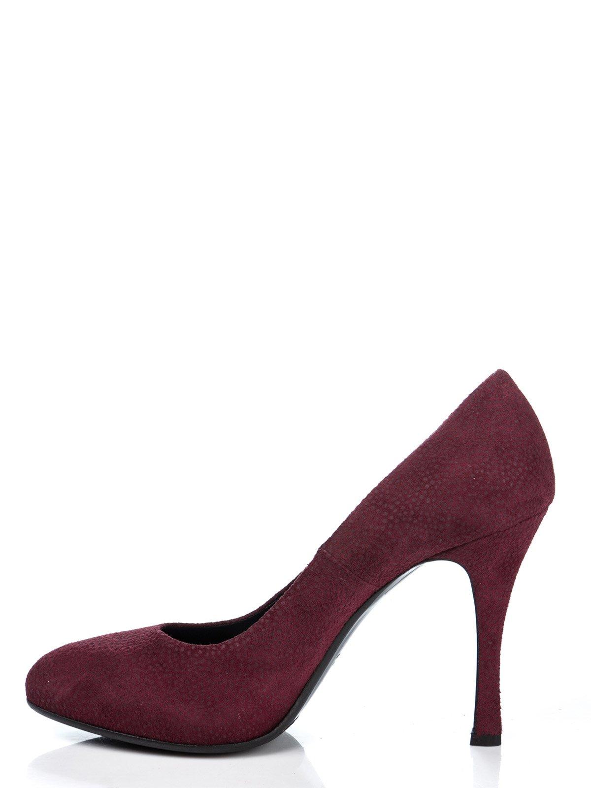 88655ea1e7cf05 Бордові туфлі — Loriblu, акція діє до 2 липня 2019 року   LeBoutique —  Колекція брендових речей від Loriblu — 1505027