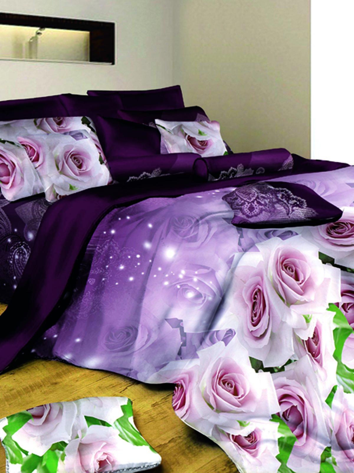 Комплект постельного белья полуторный | 1506399