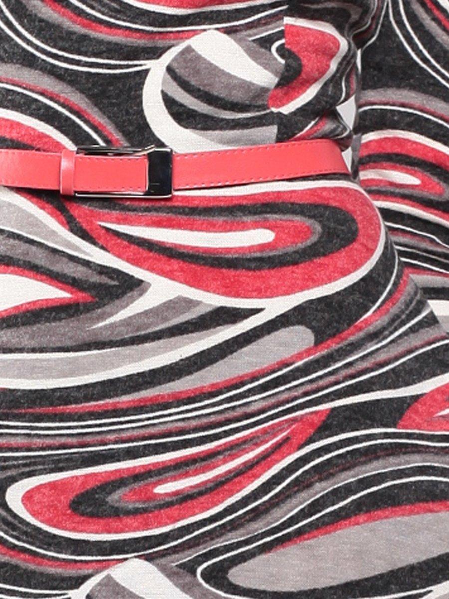 Платье абстрактной расцветки | 1512785 | фото 3
