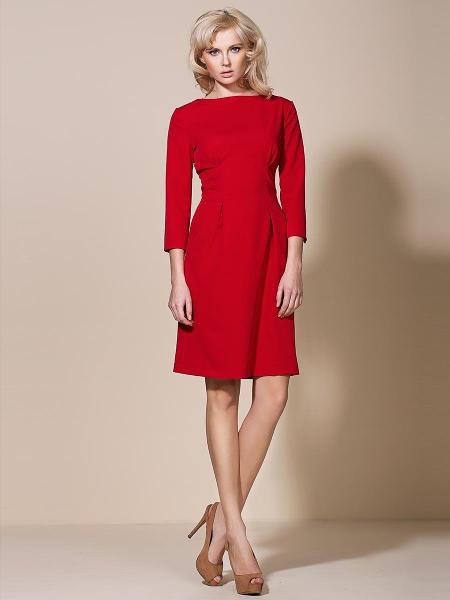 Платье красное | 1519070