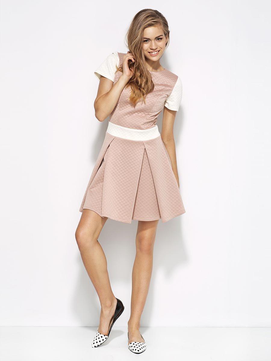 Сукня двоколірна | 1519104