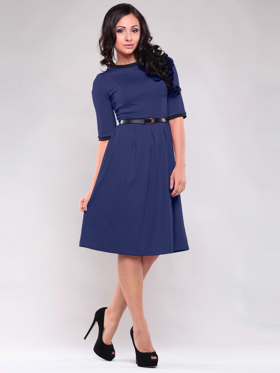 Платье синее | 1557764