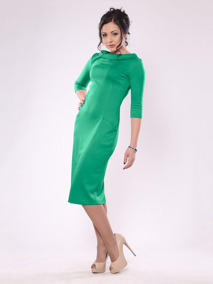 Платье зеленое | 1559799