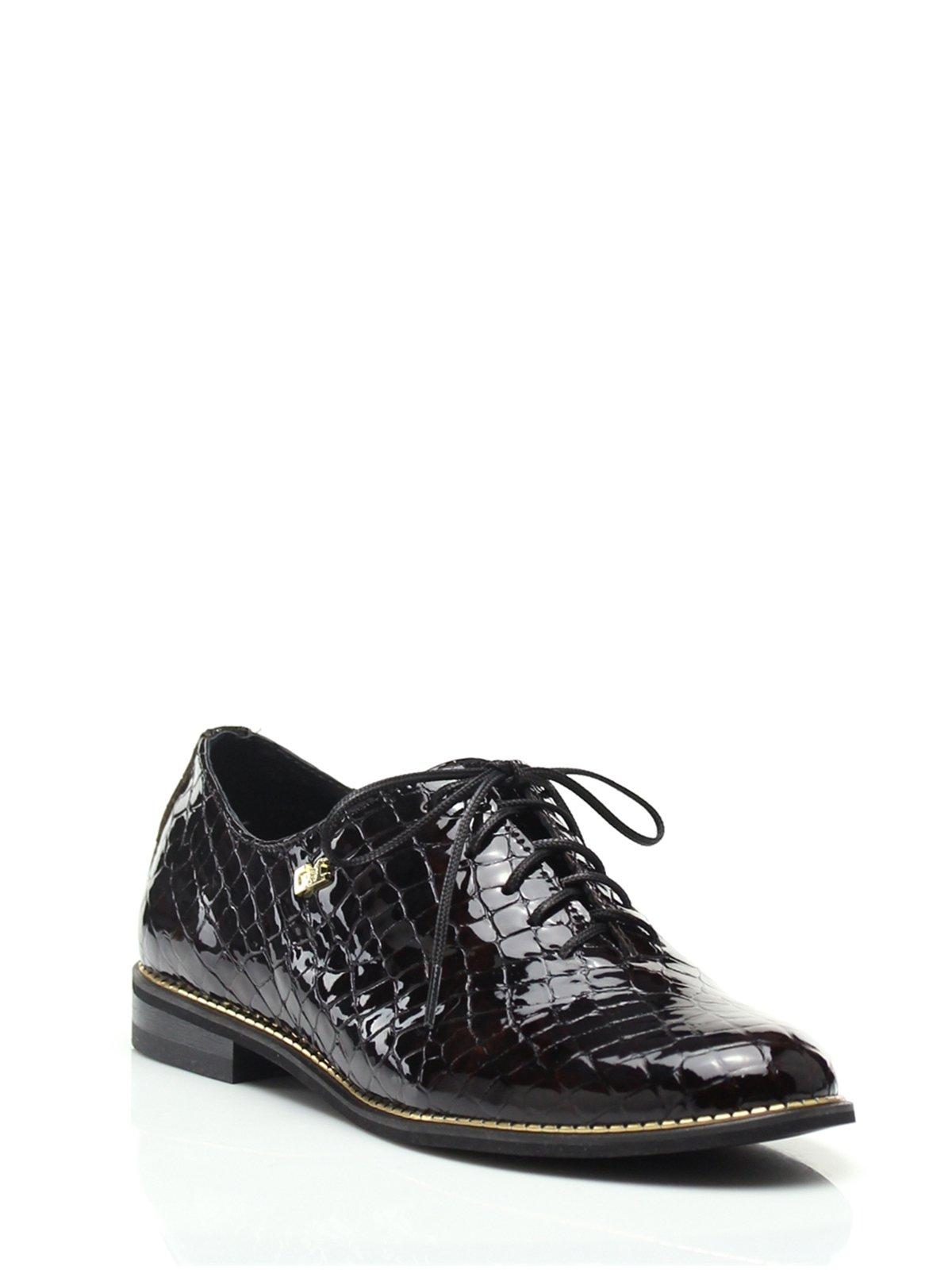 Туфли темно-бордовые   1573435
