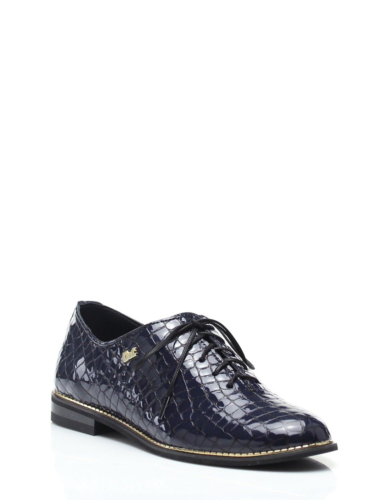 Туфли темно-синие | 1573436