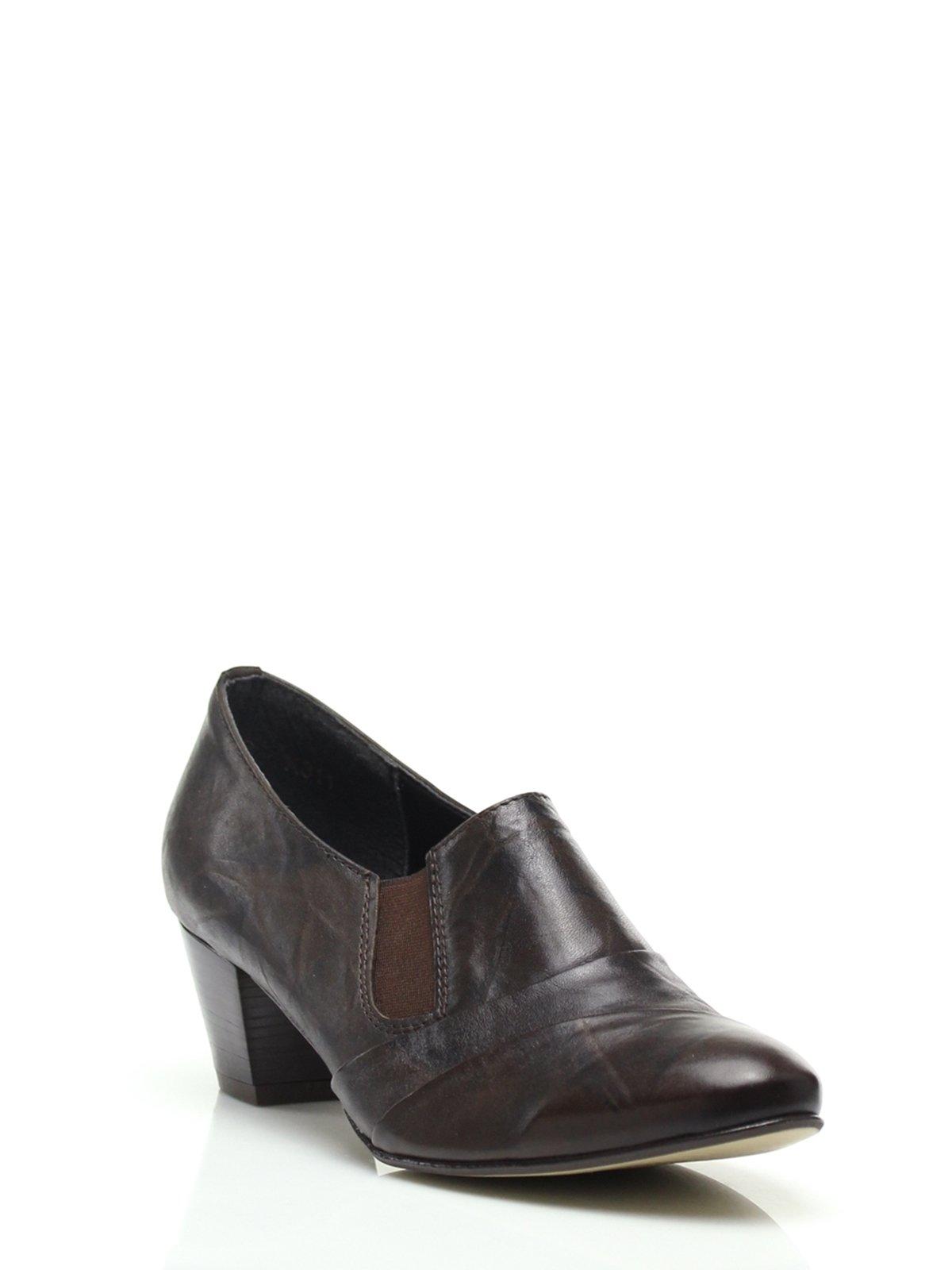 Туфли коричневые | 1573443