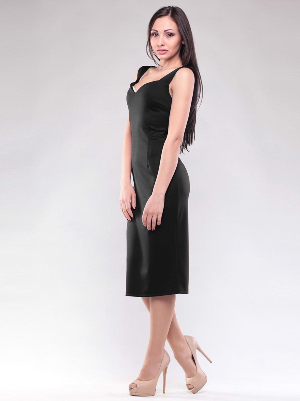 Платье черное | 1604463