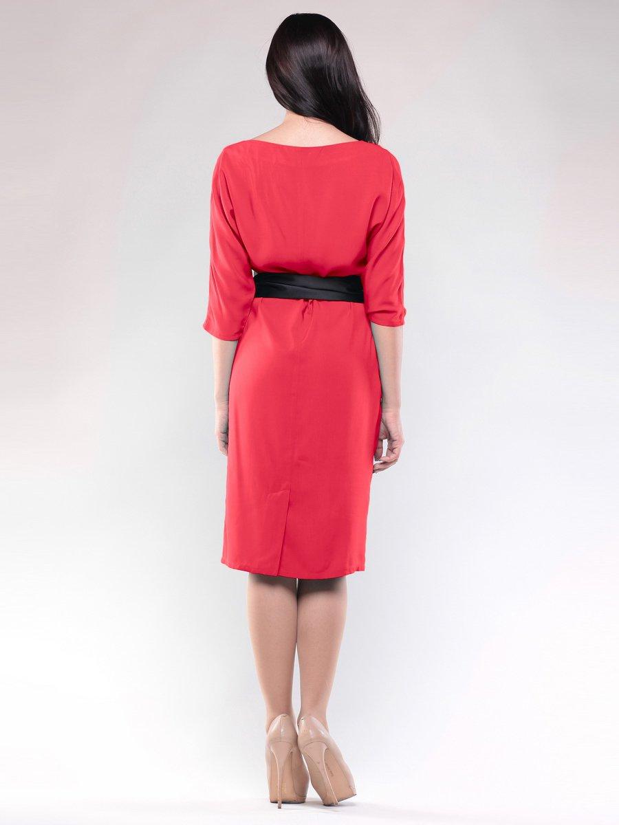Платье коралловое   1632709   фото 2