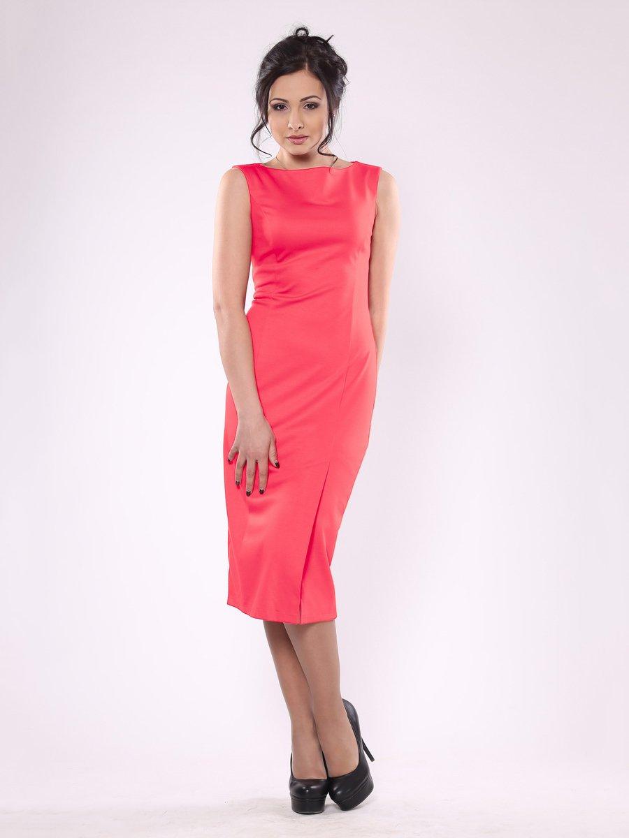 Платье красное | 1633315