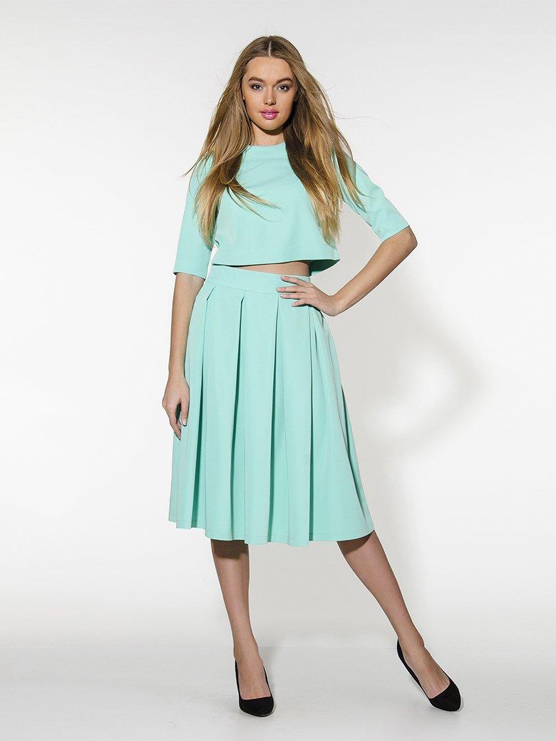 Комплект: блуза і спідниця | 1631641