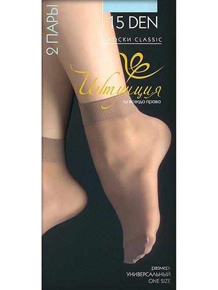 Шкарпетки чорні 15 Den | 1594187