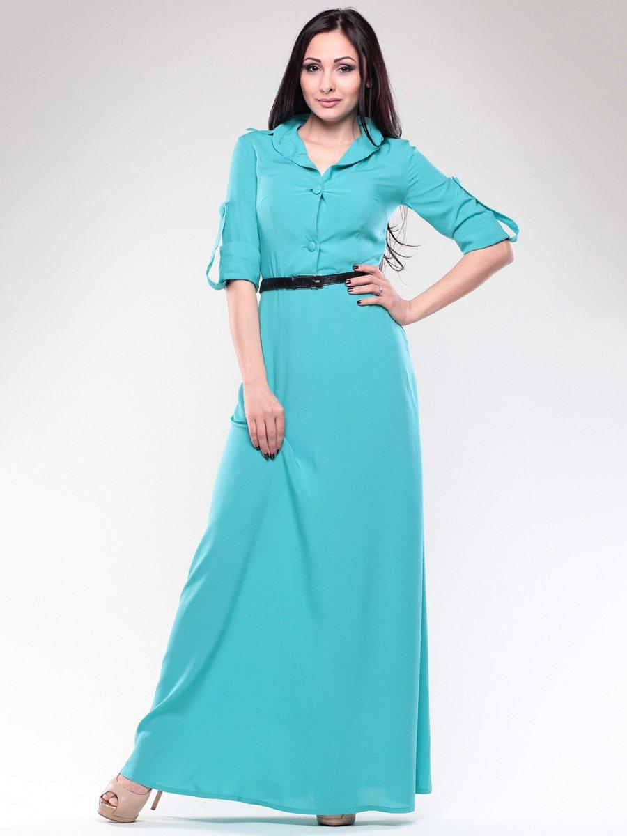 Сукня ментолового кольору | 1679561