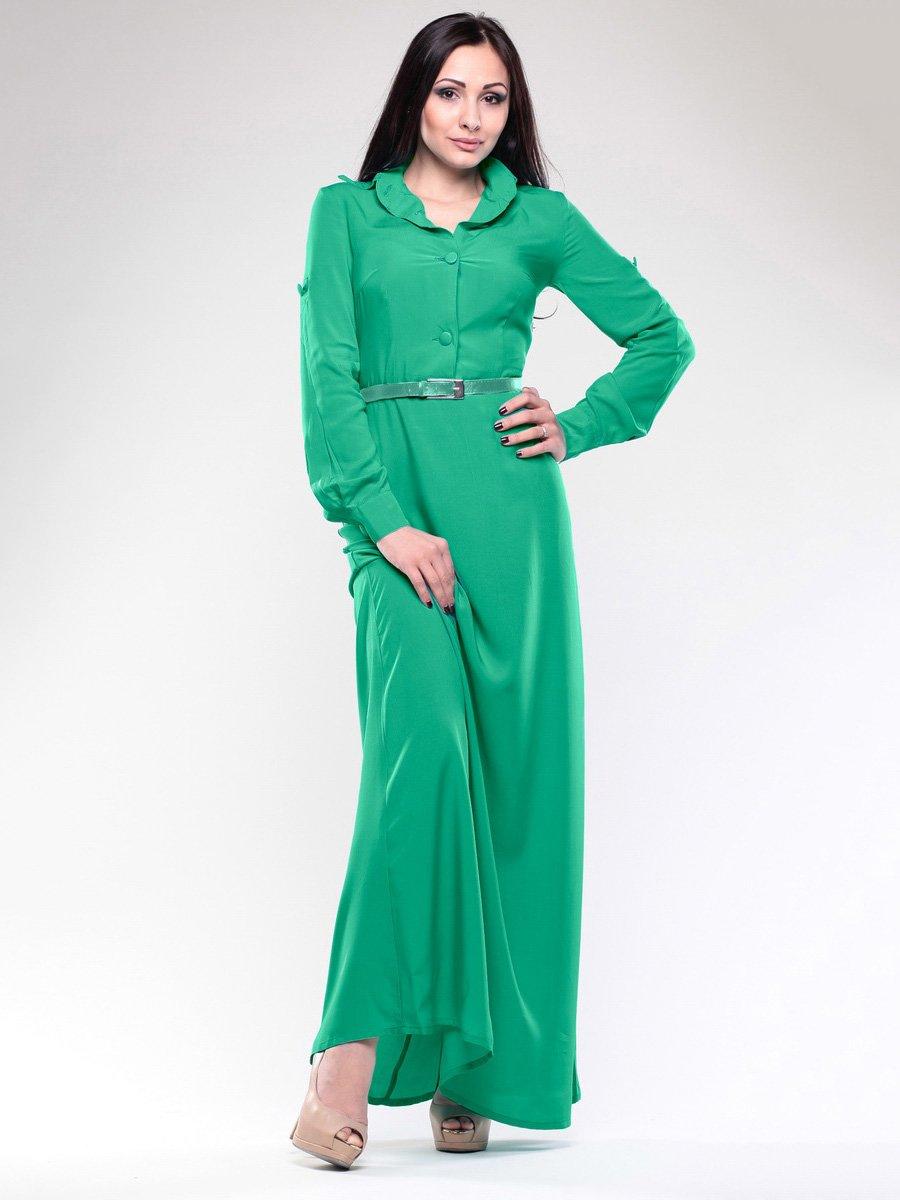 Сукня смарагдового кольору | 1679562