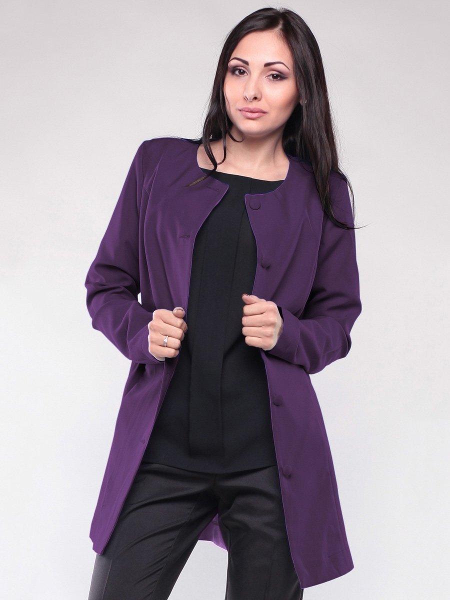 Кардиган темно-фиолетовый | 1687071