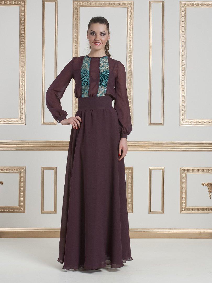 Сукня коричнева | 1683460