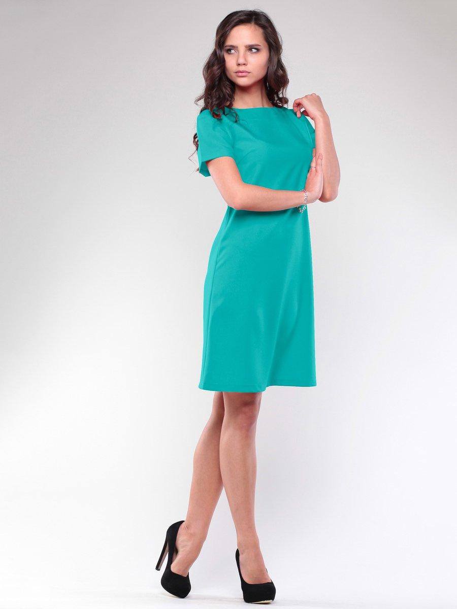 Платье зеленое | 1706709