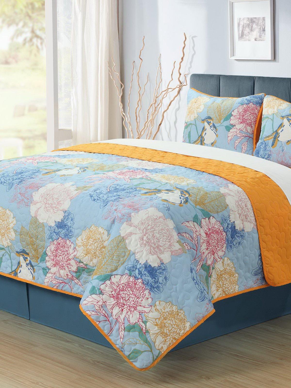 Комплект постельного белья двуспальный   1707143